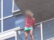 Comic-Con Stuntmen Rescue Woman Dangling From Balcony In San Diego (VIDEO)
