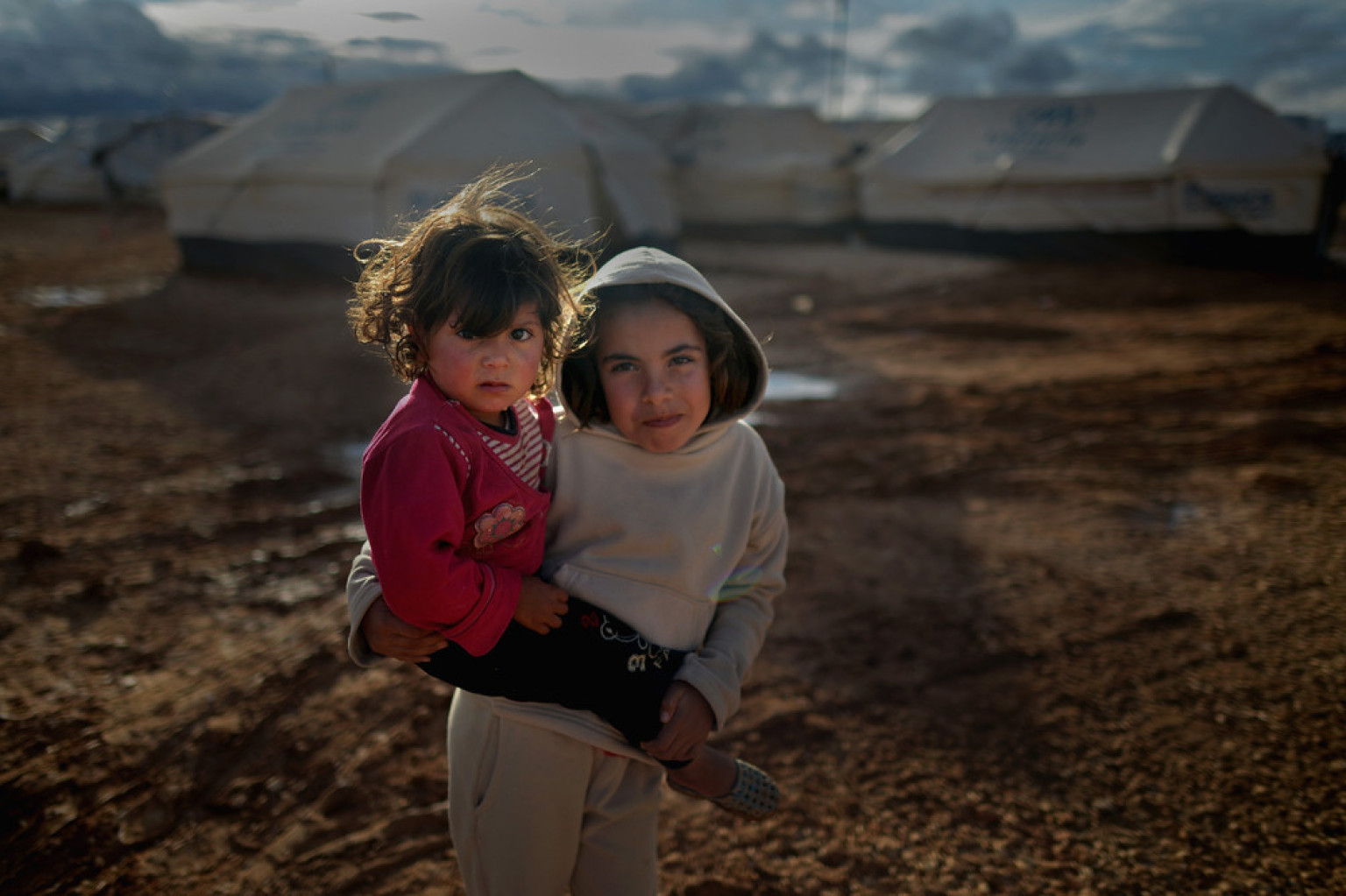 Protecting refugee children is a test of our humanity