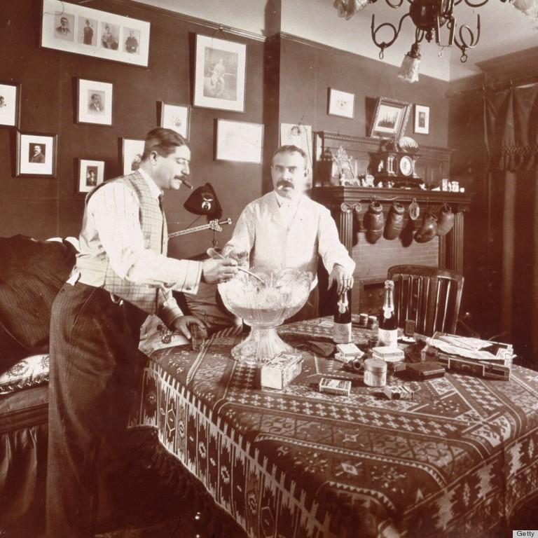 bachelor pad 1904