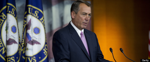 JOHN BOEHNER LEAST PRODUCTIVE CONGRESS