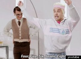 25 Insane GIFs From 'Best Song Ever'