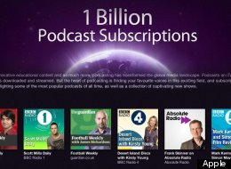 podcast itunes billion