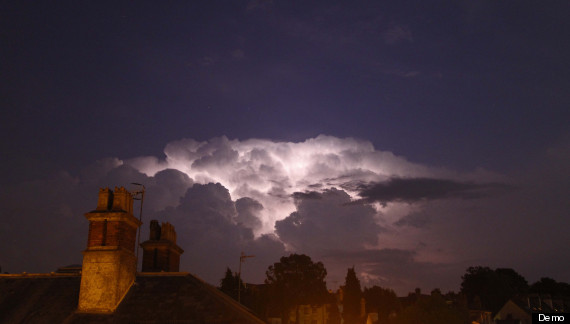 lightning tunbridge wells