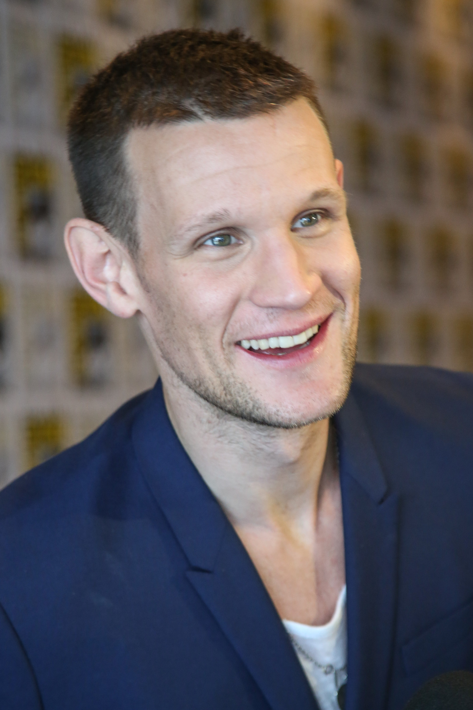 Doctor Who's Matt Smith: 'I'd Love A Role In Star Trek Or
