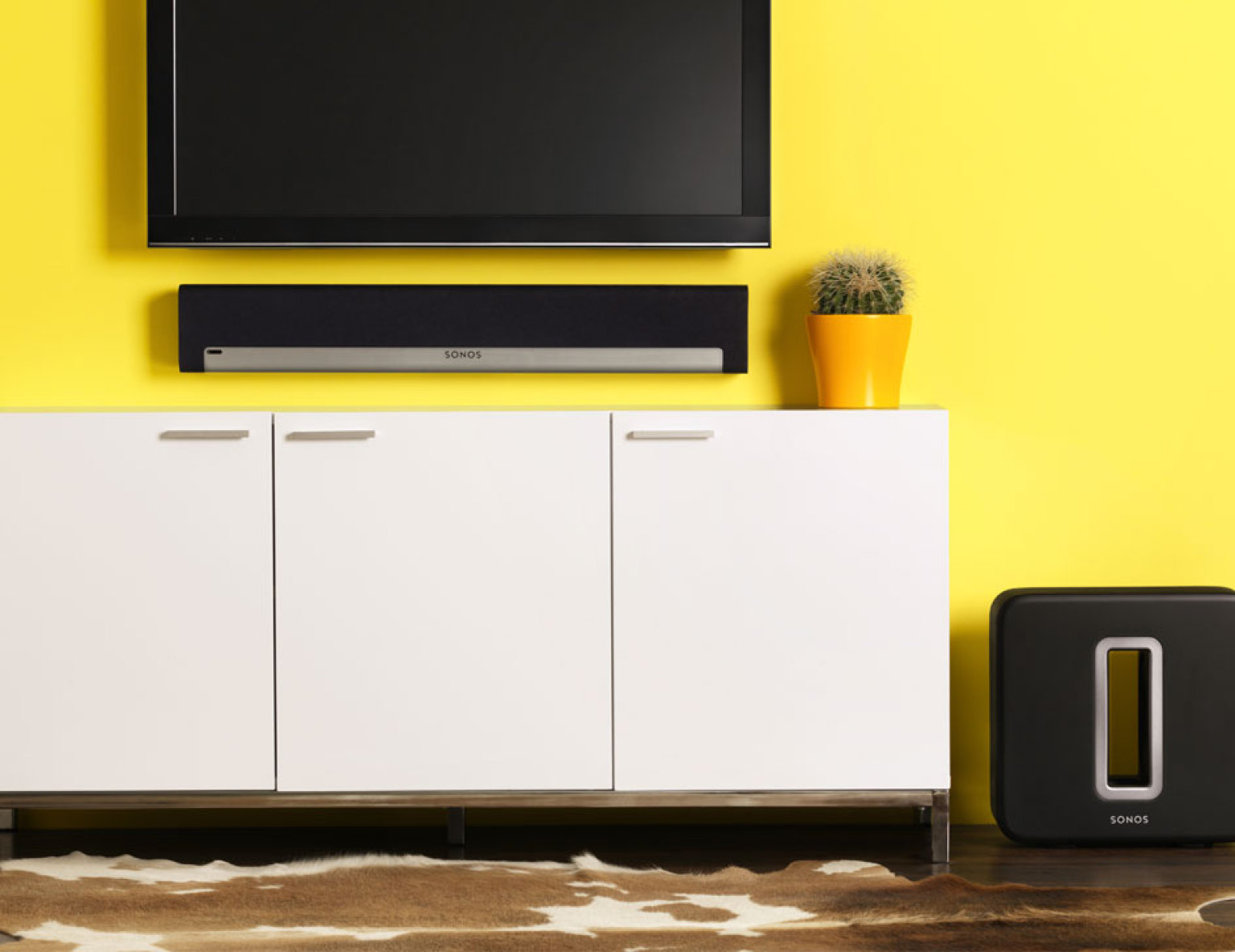 sonos sound bar hookup If you need to know how to hook up sonos speakers to your tv, read on to learn what to do different speakers connect in different ways.
