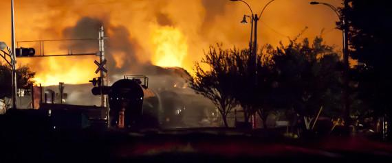 QUEBEC EXPLOSION