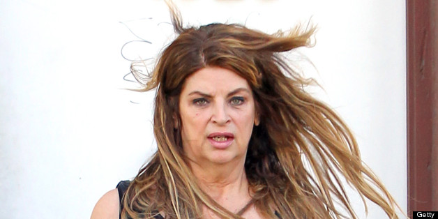 Kirstie Alley Encourages More Stars To Act Like Kanye West And Attack ...