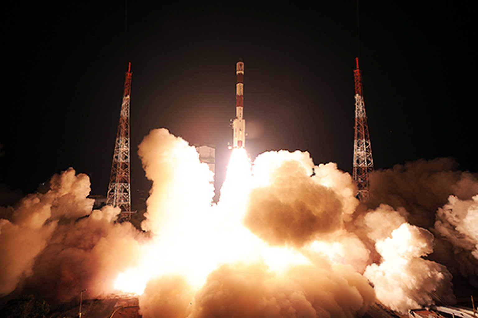 india's space programme On september 28, indian space research organisation's (isro) pslv-c30  mission successfully launched seven satellites into space.