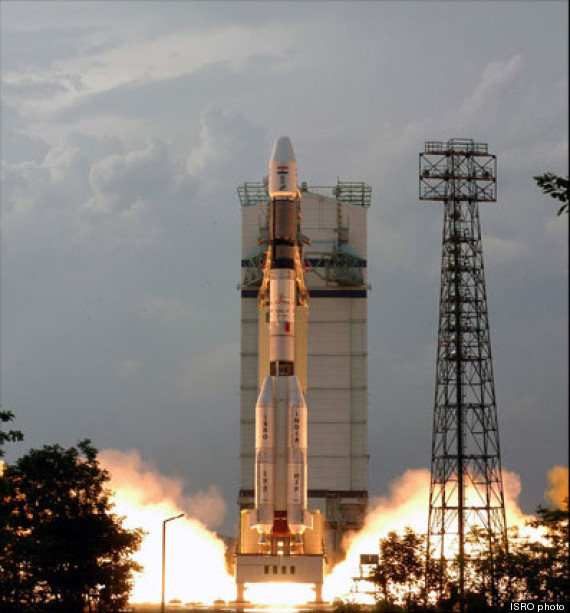 Indian satellite space programme
