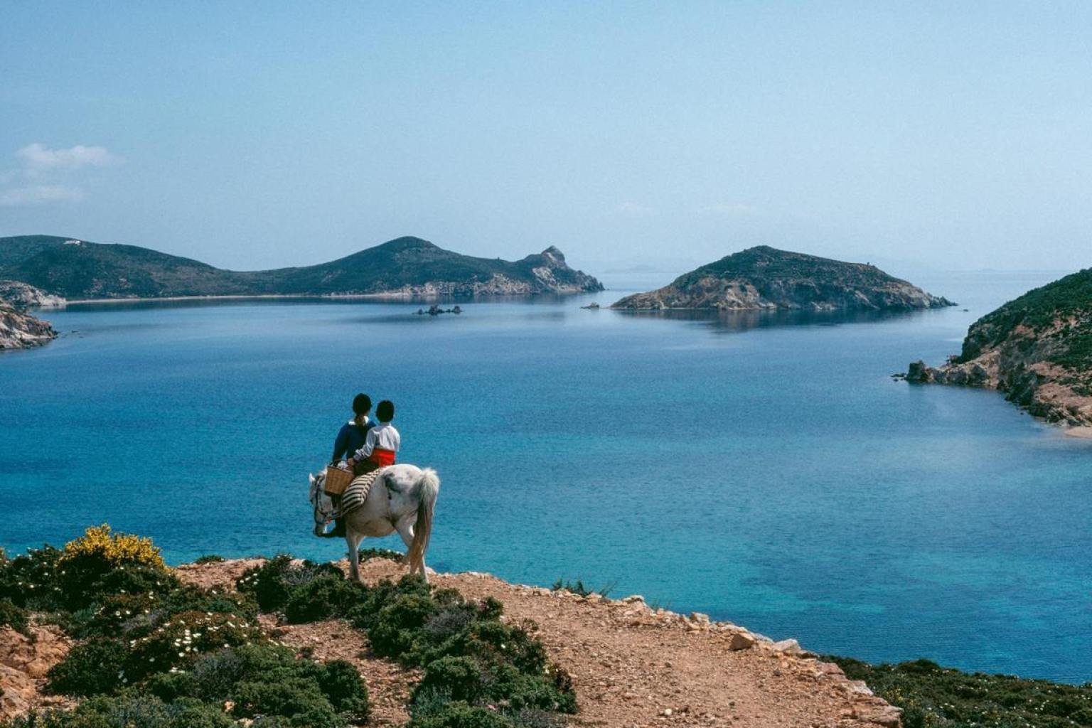 Patmos Greece  City new picture : Patmos, Greece Travel: Robert McCabe's New Exhibit Of 30 Years Of ...