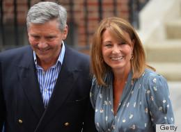 PICS: Royal Baby's Grandparents Arrive At Hospital!