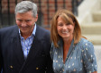 Carole Middleton Visits Hospital To Meet Royal Baby (PHOTOS)