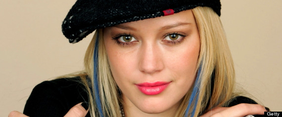 Los angeles july 15 actress singer hilary duff poses for a portrait