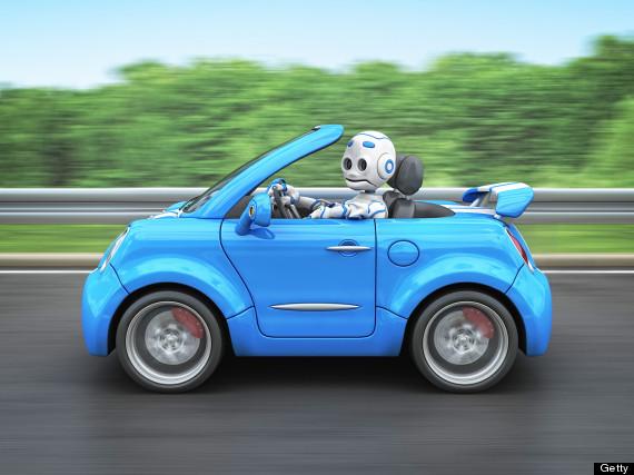 miniature sports car