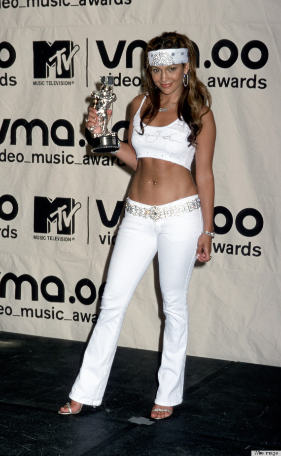 Jennifer lopez s 10 most iconic looks so far photos the huffington