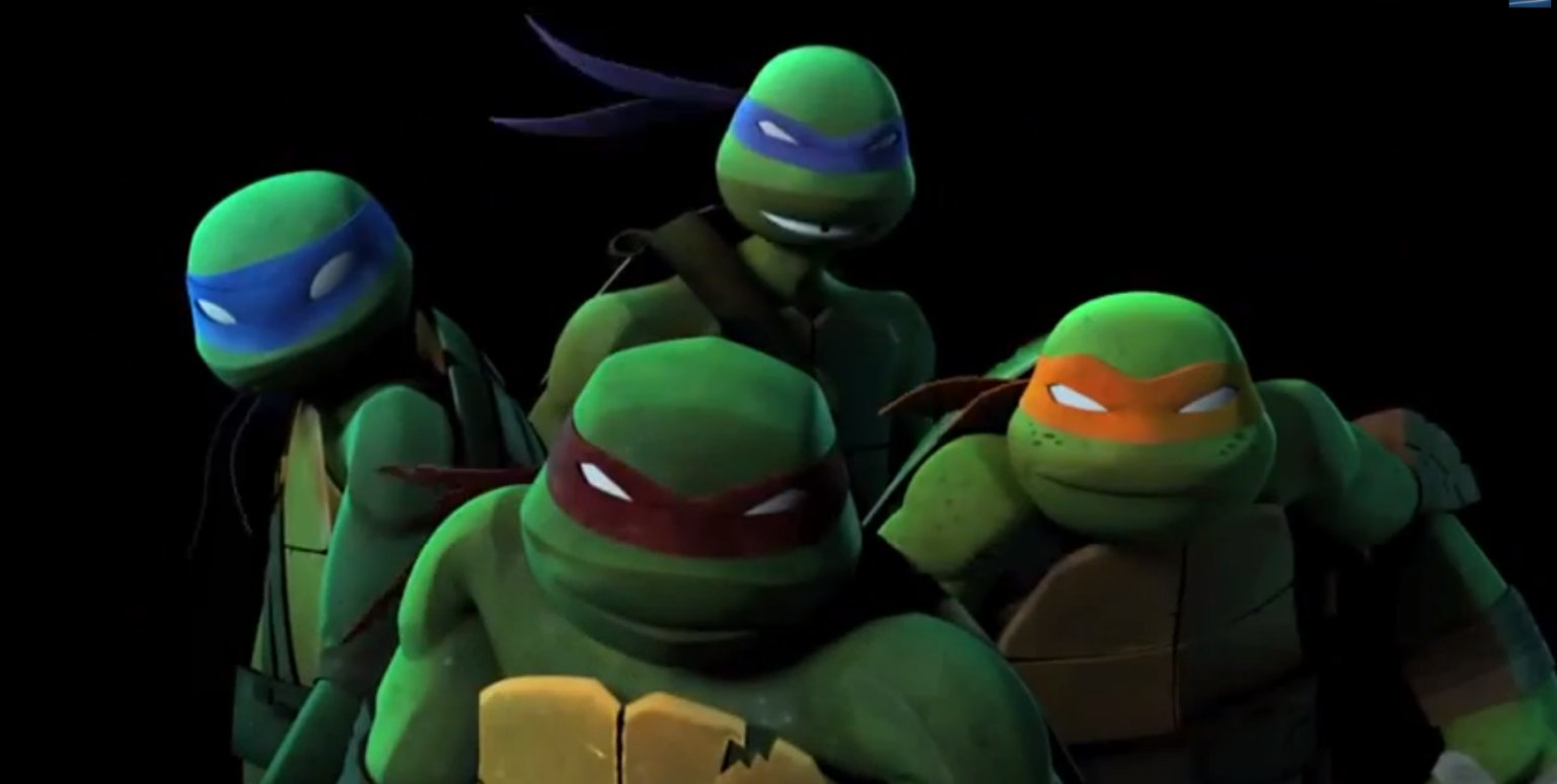 Teenage Mutant Ninja Turtles Youtube 2013