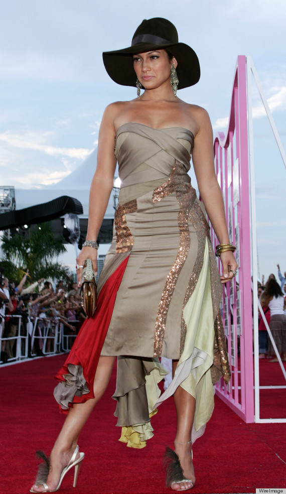 Fashion trendsetter 2017 - Jennifer Lopez S 10 Most Iconic Looks So Far Photos