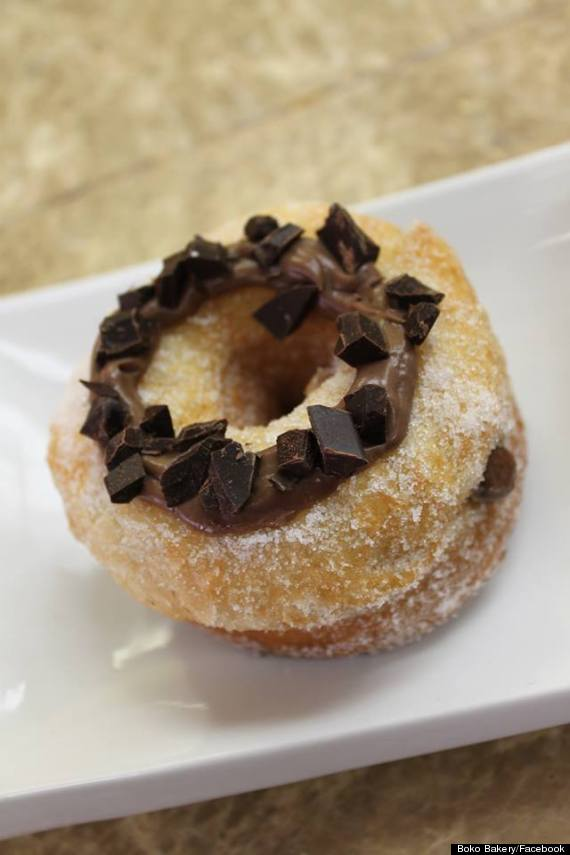 boko bakery croughnut