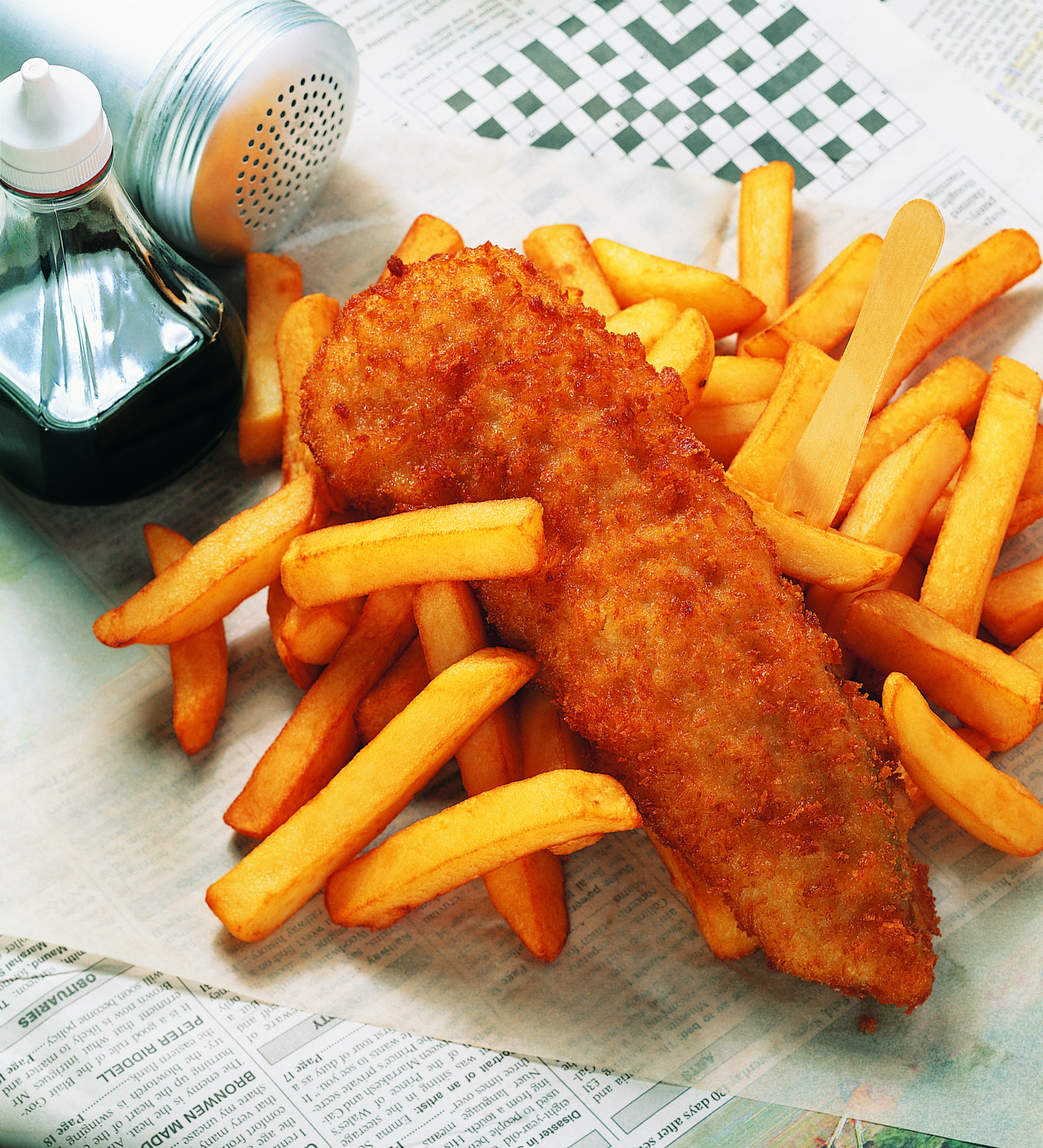 Fast Food #5: Fish and Chips | The Huffington Post