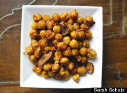 Recipe Of The Day: Fried Chickpeas
