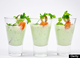 Editor's Obsession: The Lee Bros. White Gazpacho