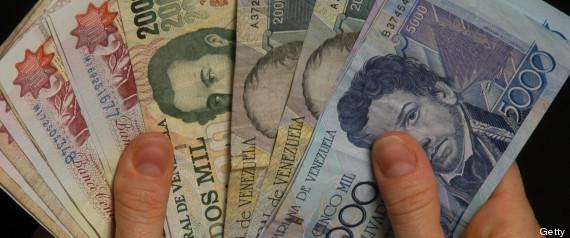 devaluacion bolivar venezuela