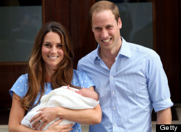 No Name Yet For Royal Baby