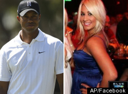 Julie Postle Tiger Woods