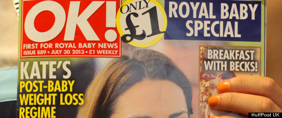 Ok Magazine Kate Duchess Cambridge Weight Loss