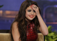 Selena Gomez Shows Her Legs In Leather Shorts During 'Tonight Show' Performance