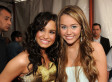 Demi Lovato Warns Miley Cyrus About Partying, Avoids Twerking