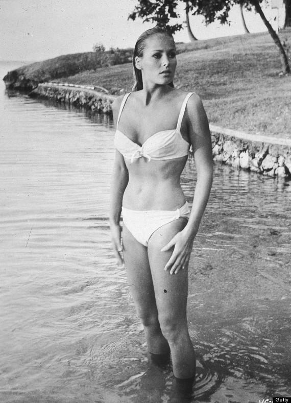Was and sarah beeny bikini