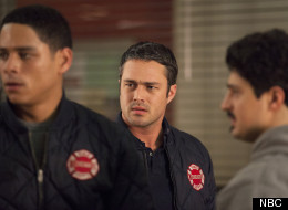 Look Who's Headed To 'Chicago Fire'