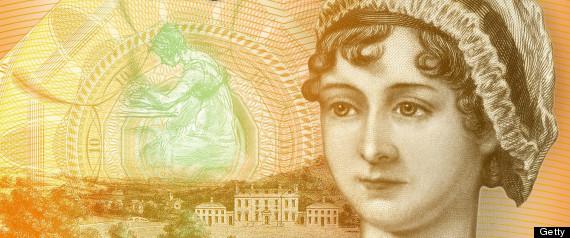 JANE AUSTEN BANK OF ENGLAND