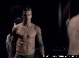 WATCH: Becks Is Sexy And Suave In Shirtless Ad
