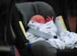Was The Royal Baby's First Car Seat Improperly Secured? Some Say 'Yes'