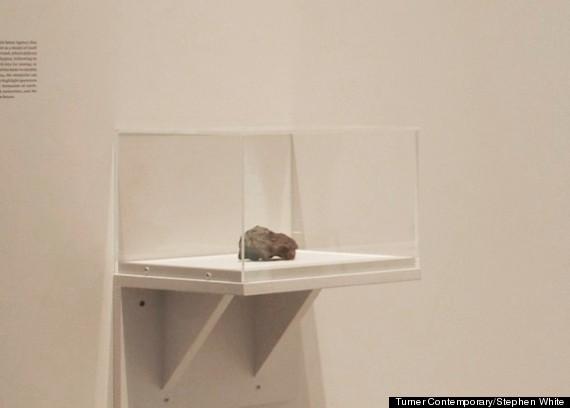meteorite art