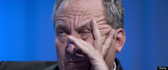 LARRY SUMMERS FEDERAL RESERVE