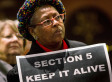 Voting Rights Of Black Americans Trampled By 'New Jim Crow,' Civil Rights Advocates Say