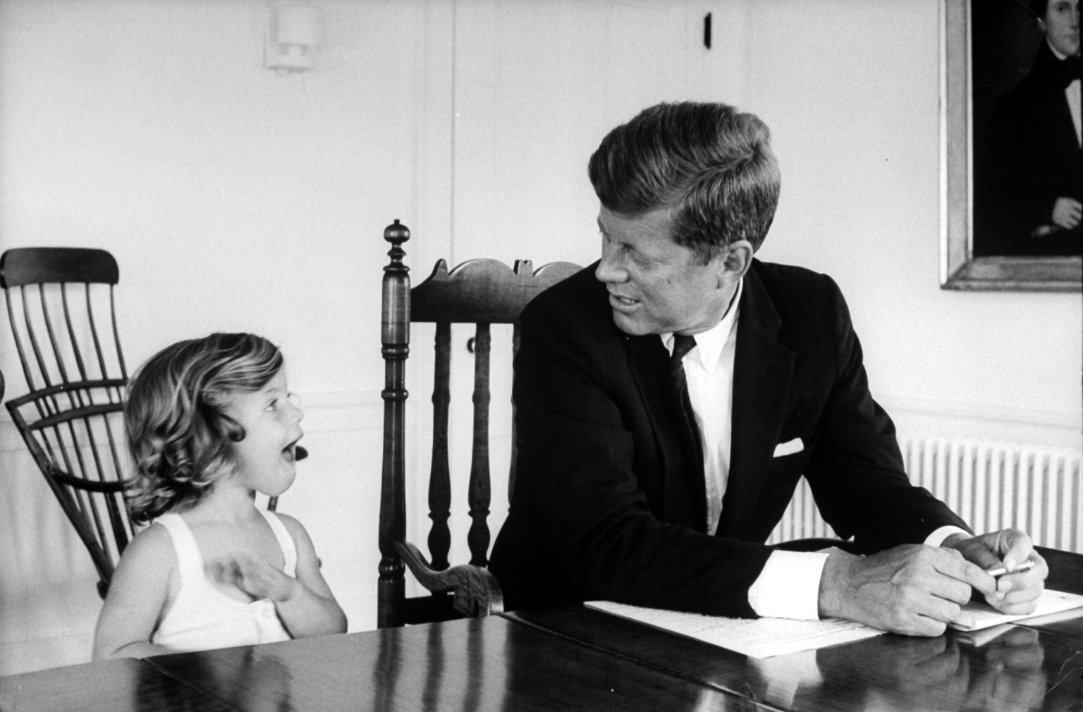 Thoughts on Father's Day | Caroline Kennedy