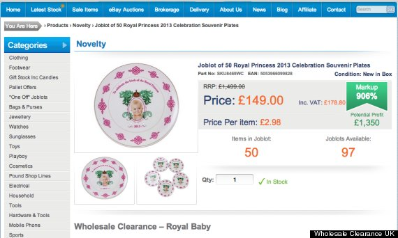 royal princess plates