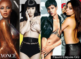 Topless Celebs: The Cover Stars Who Forgot Their Bras (PICS)