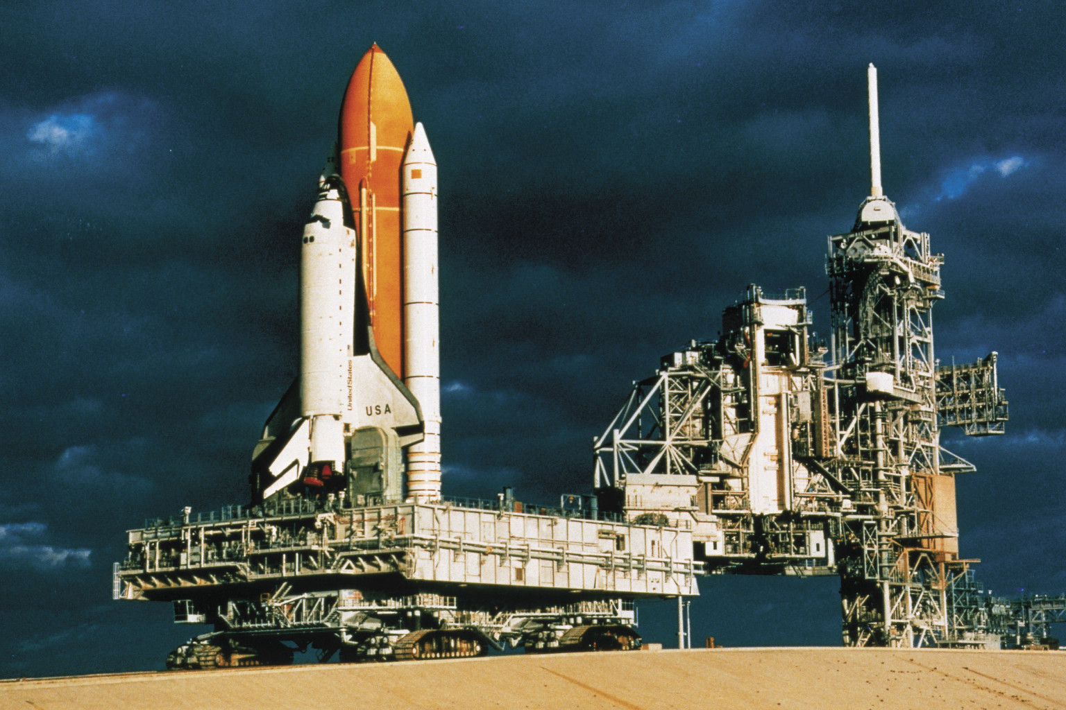 Memories of Challenger Ignited by Antares Explosion | HuffPost