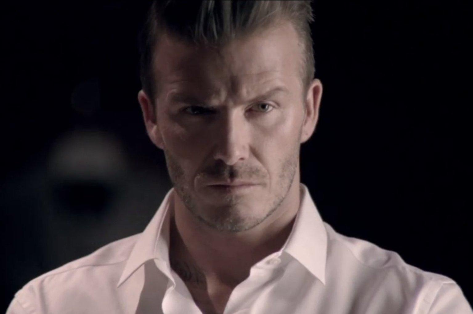 David Beckham's Fragra... David Beckham Divorce