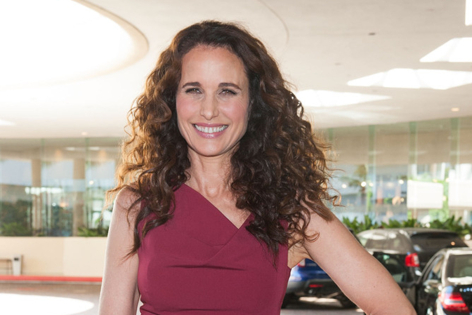 andie macdowell tv series