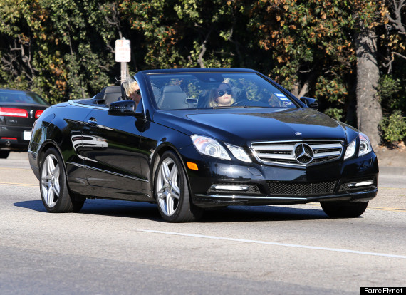 E350 car - Color: Blue  // Description: classy sporty