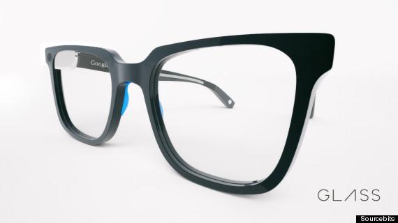 google glass redesign