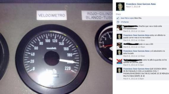 macchinista treno deragliato facebook