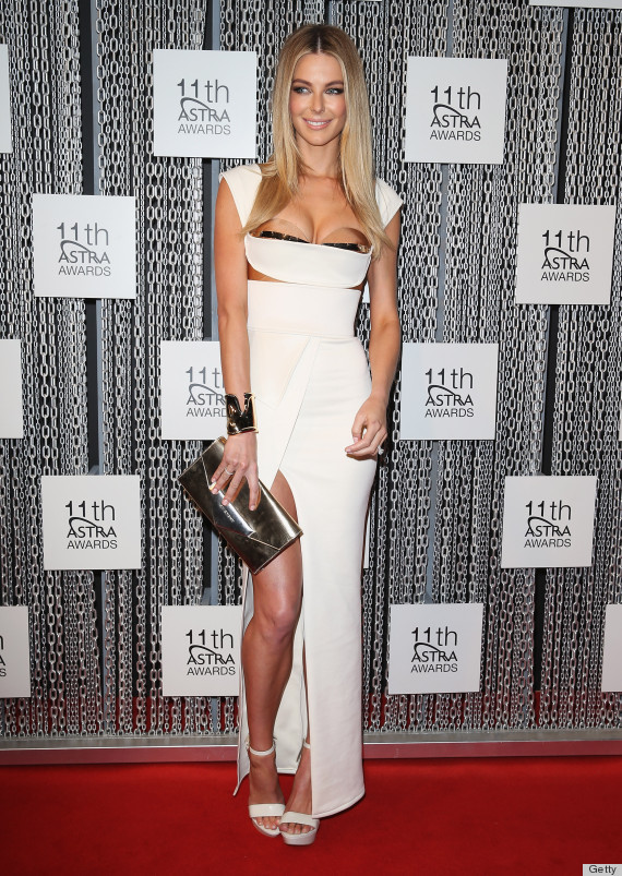 Jennifer Hawkins Malfunction