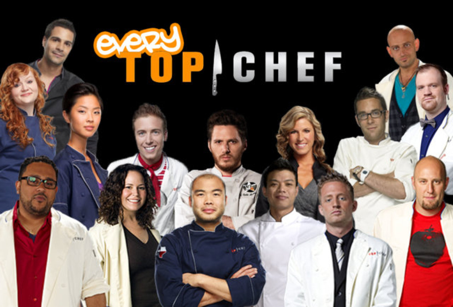 Top Chef: The Astoundingly Comprehensive Guide To EVERY SINGLE Top